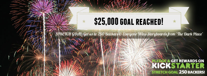 Goal Reached! Help Reach Our Stretch Goal