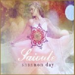 SAIOULE Shanon Day's CD.