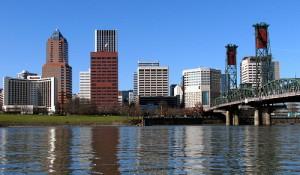 Portland, Ore., skyline. (Photo by Ben Amstutz)