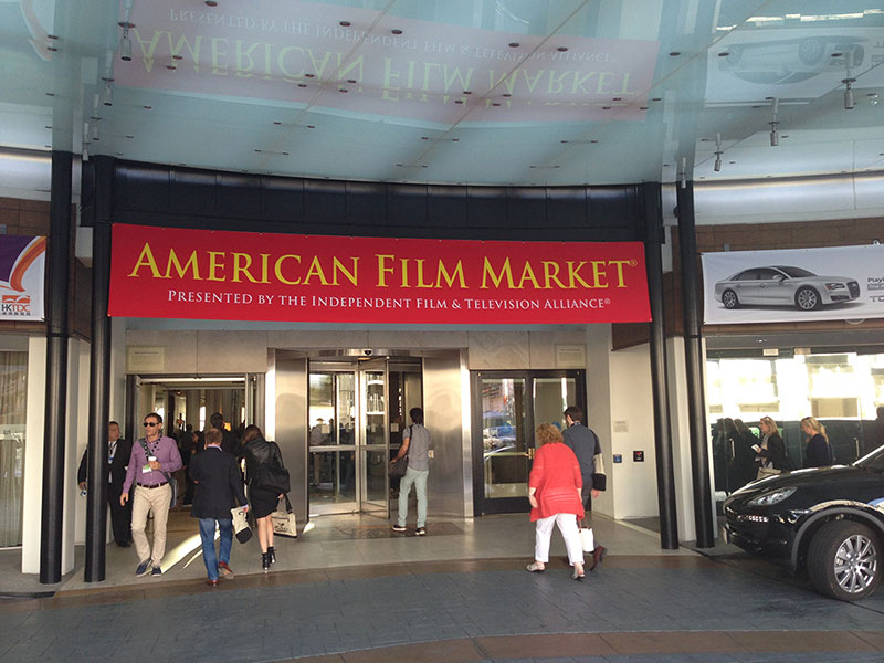 Making a Splash at American Film Market