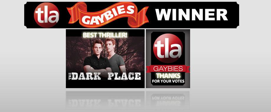 Gaybie Award-Winner, 'Best Thriller'